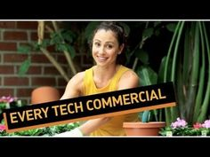 Every Tech Commercial - YouTube