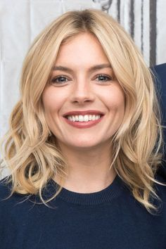 Where: The AOL Build Speaker Series, 2016 The style: The actress proved that the 'lob' can be just as chic as a choppy bob.