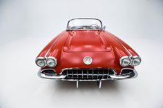 1958 Chevrolet Corvette - Exotic and Classic Car Dealership specializing in Ferrari, Porsche, Chevrolet and collector cars.