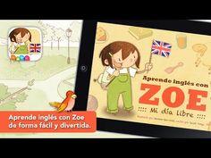 Aprende inglés con Zoe - Dada Company | Aplicaciones creativas, educativas y entretenidas para niños Family Guy, Apps, Fictional Characters, Learning English, Hilarious, Words, App, Fantasy Characters, Griffins