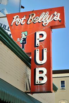 Pot Belly's Pub