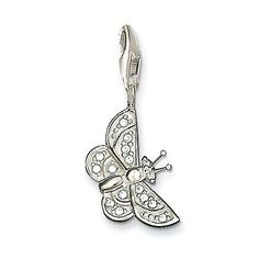 Thomas Sabo Charm Club Butterfly, White Buy for: GBP35.00 House of Fraser Currently Offers: Thomas Sabo Charm Club Butterfly, White from Store Category: Special Brands > Thomas Sabo > Jewellery > Charms & Beads for just: GBP35.00 Check more at http://nationaldeal.co.uk/thomas-sabo-charm-club-butterfly-white-buy-for-gbp35-00/
