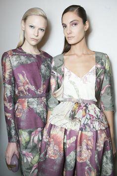 cool chic style fashion: Alexandre Herchcovitch Fall New York FW 2013