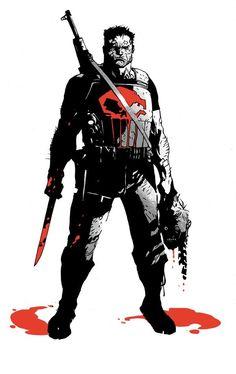 Punisher by Rafael Albuquerque