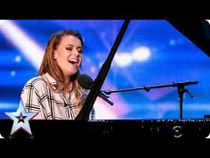 Singer Ella hopes to warm the Judges' hearts | Britain's Got Talent 2015