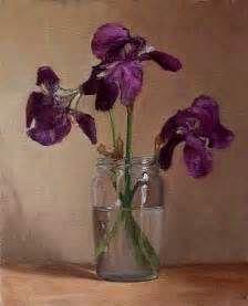 Julian Merrow-Smith Bearded Irises 21st century - still ...