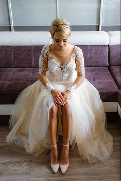 Wedding Bride, Lace Wedding, Wedding Dresses, Girls Dresses, Flower Girl Dresses, Bride Shoes, Bride Hairstyles, Wedding Photography, Photo And Video