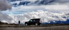 Built to take you above the clouds. #LR4 #WishlistWednesday