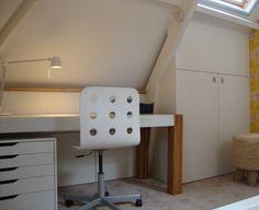 Pin by Melanie Wiggers - WiggersDesign on Interieur   Eigen zolder on…