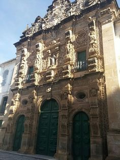 Fig. 3 – Igreja da Ordem Terceira de São Francisco, Salvador, Bahia. Foto: Sandra Santana.