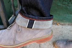 In Person: Gustin Jeans Review