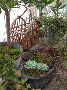 Fru Pedersens have: Pletterne er flyttet ind.
