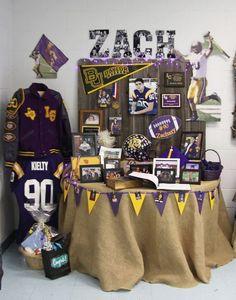 yellow + purple | DIY Graduation Party Ideas for High School | DIY College Graduation Decorations Ideas