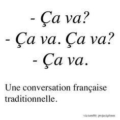 Lesson on the vital expression ça va: http://lklawl.es/2qjbVvu
