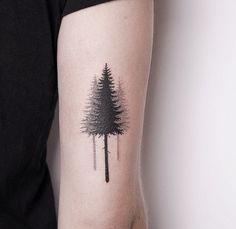 Pine tree tattoo ribs forests tatoo 35 Ideas The Effective Pictures We Offer You About Tree Tattoo Men, Pine Tree Tattoo, Tree Tattoo Designs, Tree Tattoos, Forearm Tree Tattoo, Tree Line Tattoo, Tatoos, Simple Tree Tattoo, Evergreen Tree Tattoo