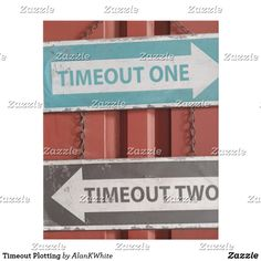Timeout Plotting Faux Canvas Print