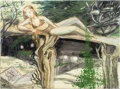 Rosa Loy (*1958 in Zwickau), Empire of the Senseless