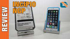 Incipio NGP Case Review for iPhone 6 Plus [ http://www.youtube.com/geekanoids ]