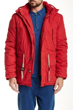 Explorer Jacket by NATIVE YOUTH on @nordstrom_rack