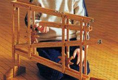 Ah! E se falando em madeira...: mov 25 - corredor de bolinha projeto no blog