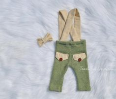 Newborn Photography Pants  Upcycled Vintage by ToodleBugCreations, $26.50