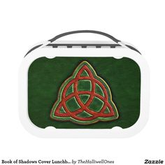 Book of Shadows Cover Lunchbox