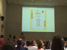 Presentación del Proyecto, por parte del ICE de la Universitat de Girona. Colaboran: Claudia y Carmen de Jugar i Jugar.