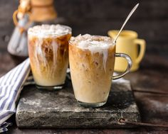 This is a recipe request. But, as I love iced coffee and drink it right through from May to September, I thought Id post for others like me. Sounds delicious.