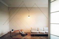 Simpel en spectaculair: hanglamp String Lights van Flos - Flinders Magazine