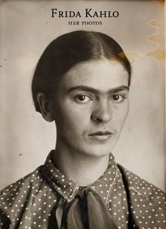 Frida Kahlo: Her Photos by James Oles et al., http://www.amazon.com/dp/8492480750/ref=cm_sw_r_pi_dp_UHVPtb1A982VK