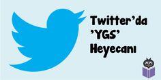 Twitter'da 'YGS' Heyecanı