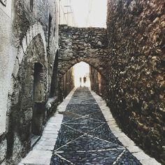 hypoison's photo, carrer dels Jueus