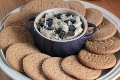 Opskrift på chocolate chip cookie dough dip