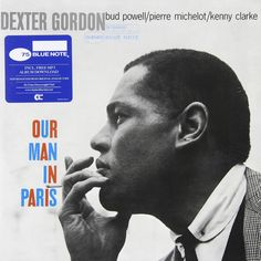 DEXTER GORDON DEXTER GORDON - OUR MAN IN PARIS (180 GR)