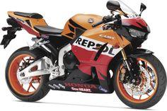 Honda CBR 600/1000 RR http://www.insella.it/listino_moto/honda-cbr_600/1000_rr