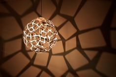 60 Square Sphere Lamp Shade