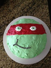 Crafts, Hobbies, and Other Fun Things: Catching Up: Ninja Turtle Birthday Party!