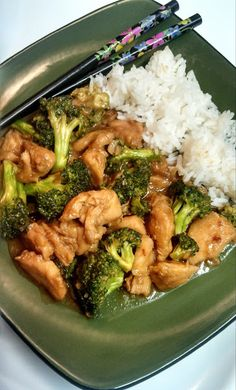 Chicken w/Broccoli