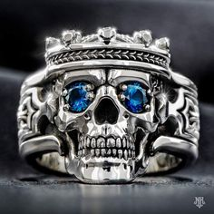 Night Rider Jewelry http://nightriderjewelry.com/store/rings/guardian.html
