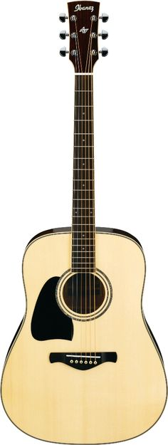 #Ibanez AW300L #Acoustic #Guitar (Left-handed)