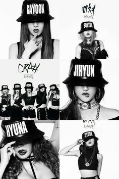 4minute Crazy comeback