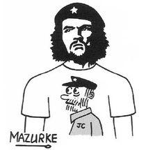 Cartoon by Mazurke in The Spectator