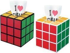 Tetris Tissue Box