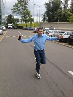 Fat to fit diaries: Lunchtime fun with Kangoo Jumps