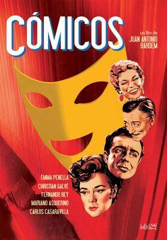 1954 - Cómicos - Juan Antonio Bardem