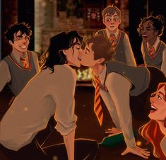 Harry Potter Comics, Harry Potter Artwork, Harry Potter Ships, Harry Potter Marauders, The Marauders, Harry Potter Pictures, Harry Potter Universal, Harry Potter Fandom, Harry Potter World