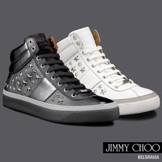 Jimmy Choo High Tops for men