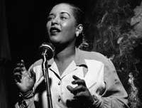 This black and white Billie Holiday print features the iconic jazz singer in her prime. Purchase this photo of Billie Holiday in NYC at Morrison Hotel Gallery. Billie Holiday, Jazz Artists, Jazz Musicians, Music Artists, Music Icon, My Music, Soul Music, Montreux Jazz Festival, Nova Orleans