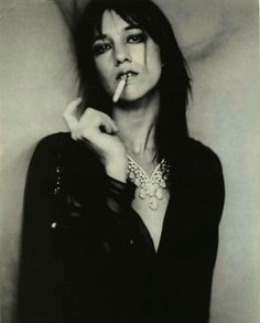 charlotte gainsbourg (I'm so jealous of this bitch. love, love, love her)