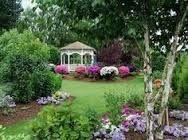 Stunning design ideas for garden gazebo pergola / gazebo des Gazebo Pergola, Garden Gazebo, Lawn And Garden, Home And Garden, Unique Garden, Dream Garden, Garden Inspiration, Garden Ideas, Life Inspiration